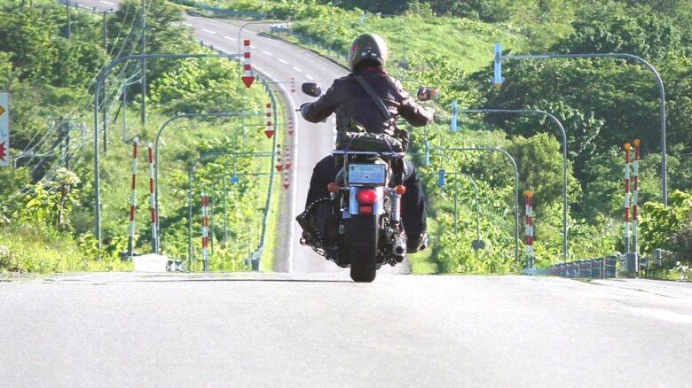 バイクの旅を楽しむ