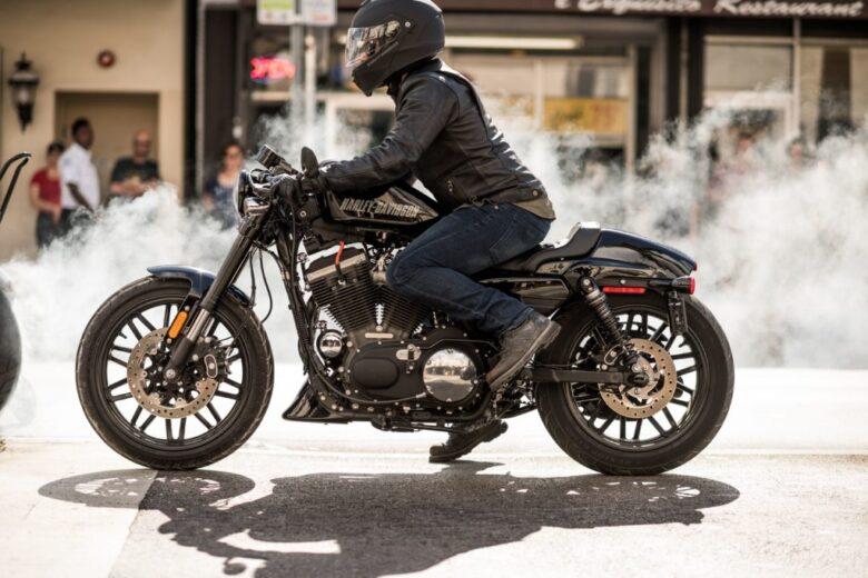 アメリカンバイクに似合うフルフェイス