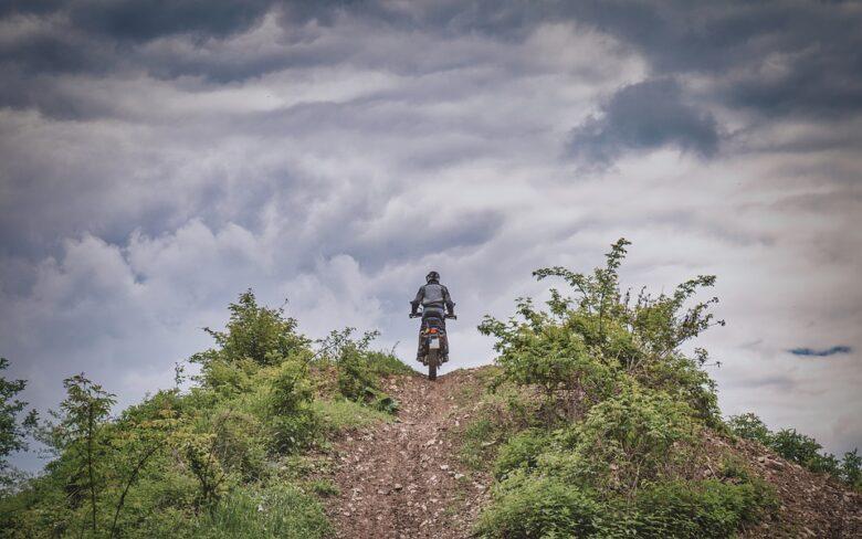 バイクに乗る楽しさ