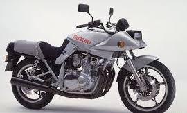 SUZUKI GSX 750s