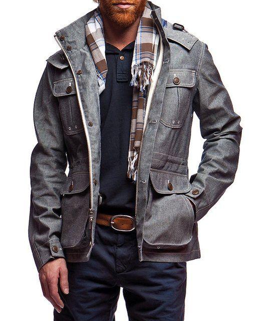 ネオクラシック バイクに合うジャケット2