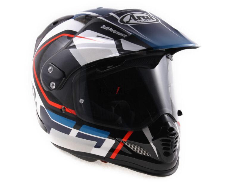 バイザー付きオフロード用ヘルメット