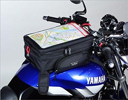 バイク用バッグにはタンクバックが最適な理由