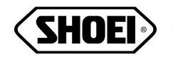 SHOEIヘルメットのロゴ