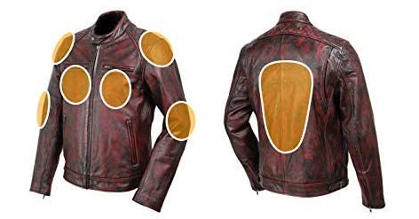 バイクジャケットの必要性