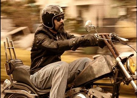 アメリカンクルーザーの旧車にもビンテイジタイプのヘルメット