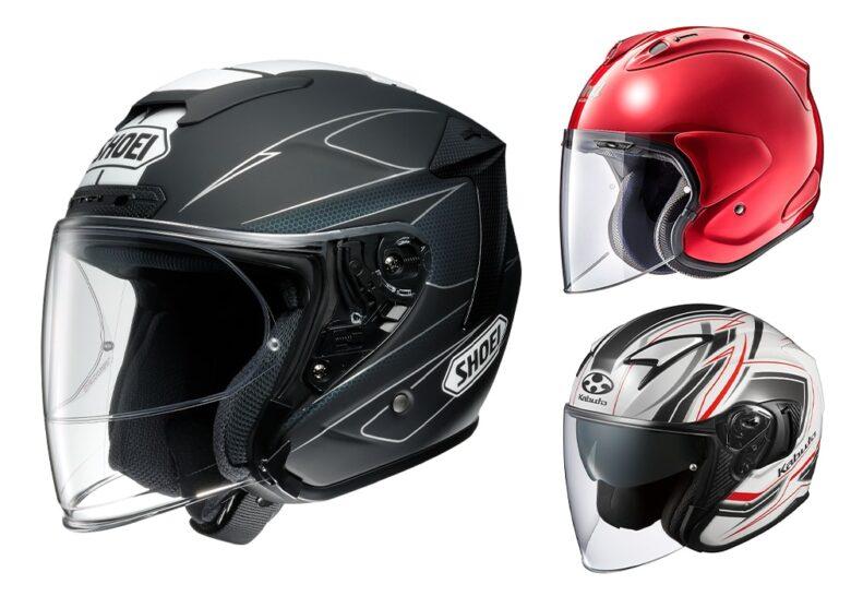 ジェット型ヘルメットのメリット・デメリット
