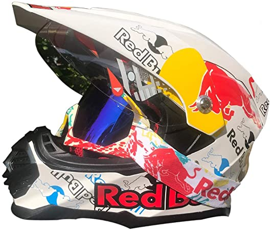 オフロード専用ヘルメット