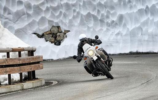 バイクの防寒対策