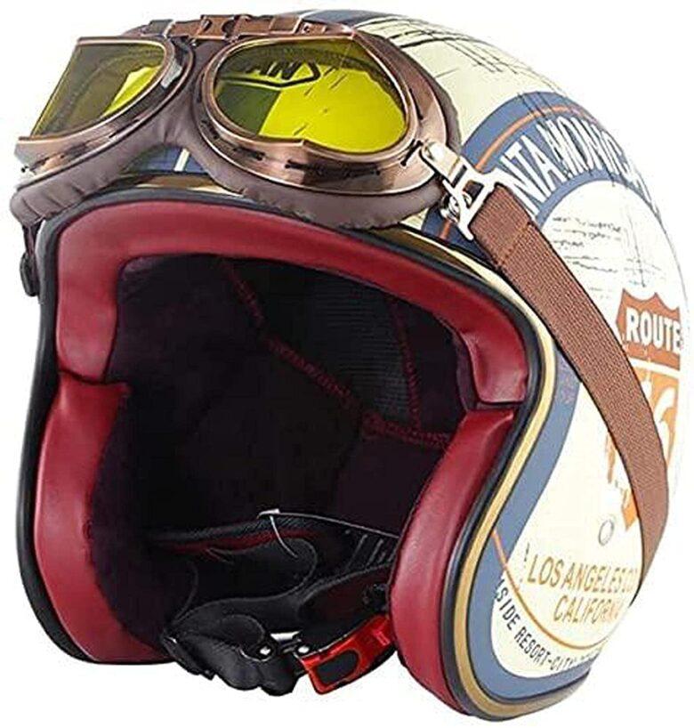 ヴィンテージヘルメット