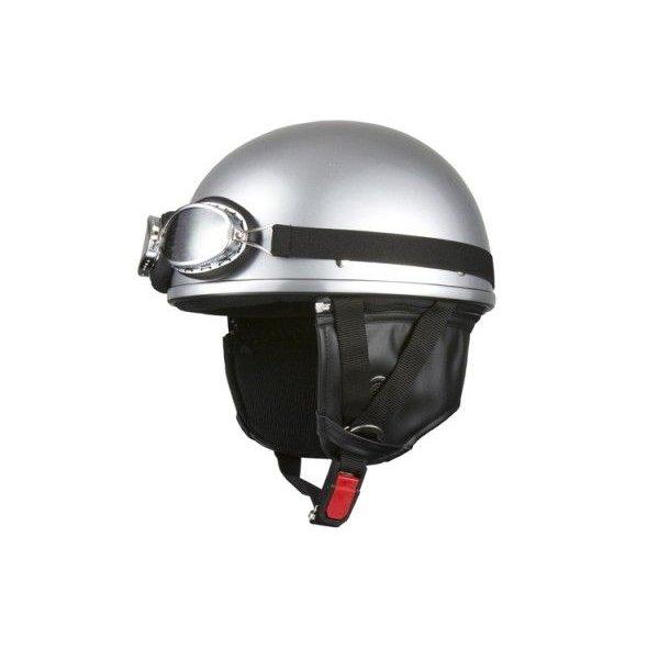 半帽ヘルメット