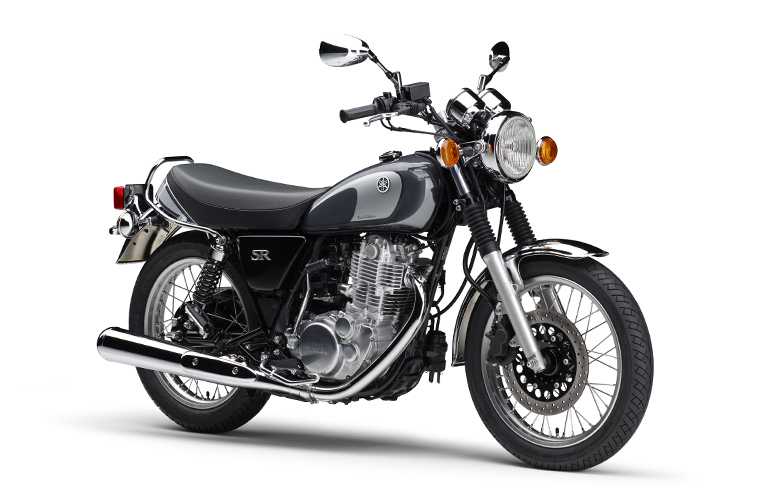 ネイキッドバイクはレトロなバイク
