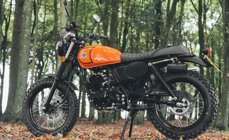 125ccバイクはソロキャンプができる手軽なバイク